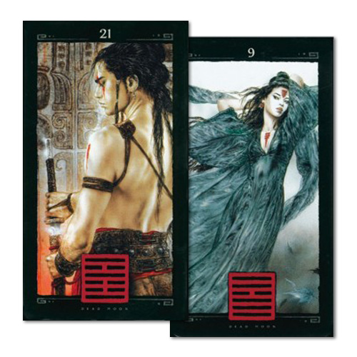 I Ching Dead Moom de Luis Royo - Publicado pela Fournier