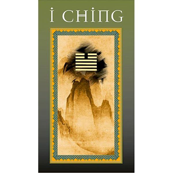 I Ching de Isa Donelli publicado pela Lo Scarabeo - Caixa
