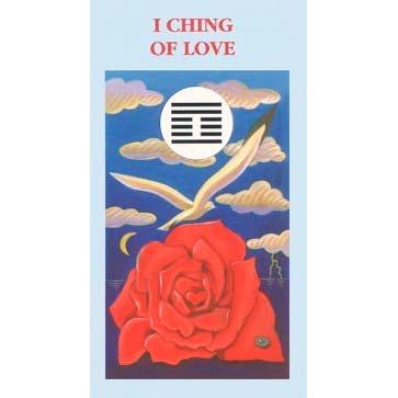 I Ching Of Love de Ma Nishavdo publicado pela Lo Scarabeo - Capa
